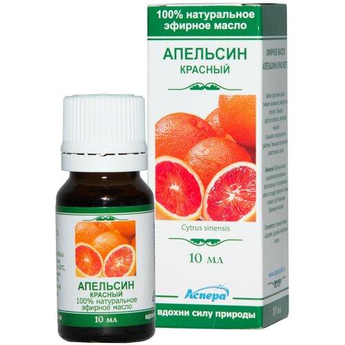 Аспера ароматическое масло Апельсин красный, 10 мл
