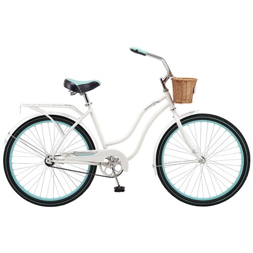 Велосипед Schwinn Baywood (White/Light Blue)