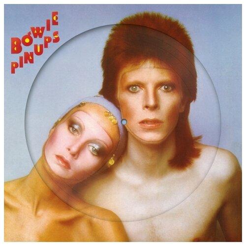 David Bowie. Pin Ups (виниловая пластинка) виниловая пластинка bowie david changestwobowie 0190295740542
