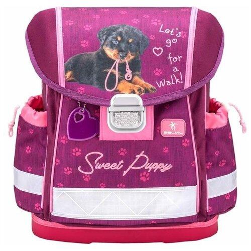 Купить Ранец Belmil Classy Sweet Puppy, 36х32х19 см, Рюкзаки, ранцы