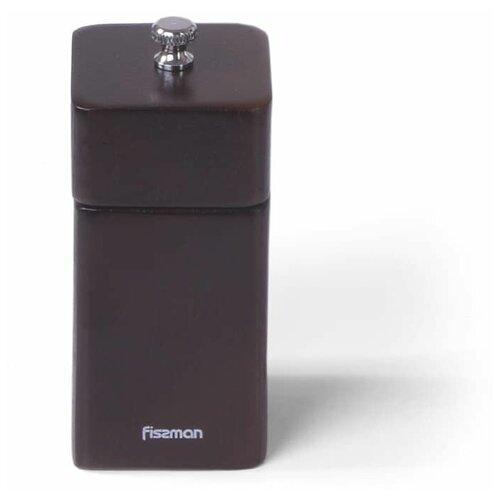 Фото - Мельница для перца Fissman 11 см мельница для перца fissman фигурная 11x5 см деревянный корпус нерж сталь 8086