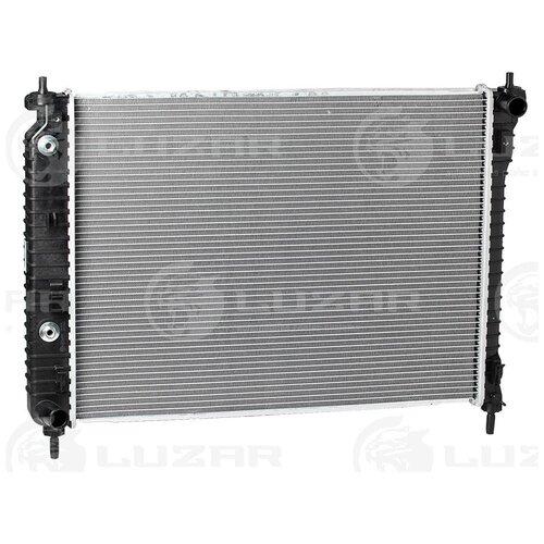 Радиатор двигателя Luzar LRc 05142