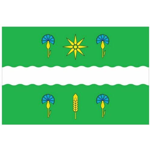 Флаг Новосильского сельского поселения (Воронежская область)