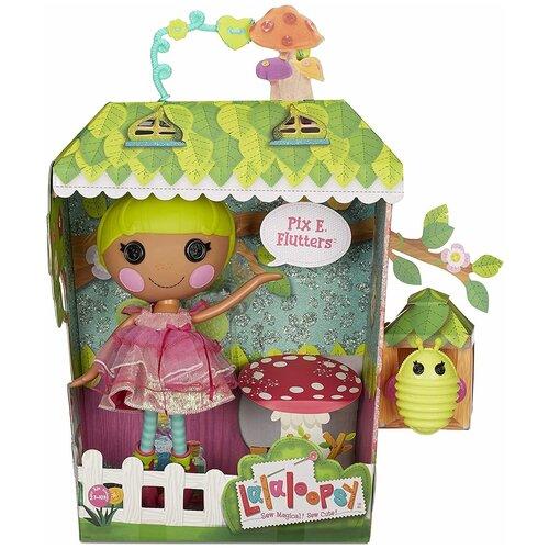Кукла Lalaloopsy Flutters с бабочкой