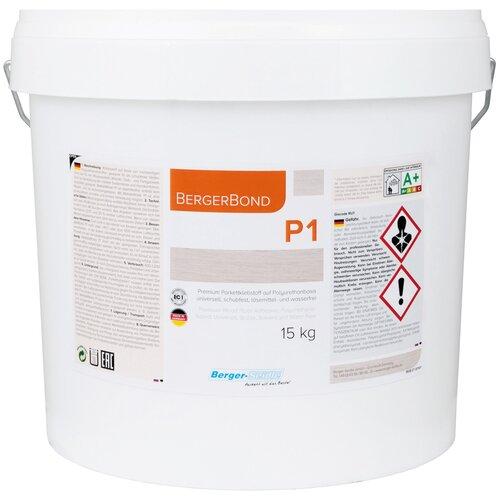 Паркетная химия Berger-Seidle Клеи Однокомпонентный паркетный клей Berger Bond Р1