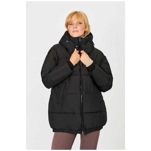 куртка джинсовая baon baon ba007ewdwze9 Куртка Baon, размер XXL, black