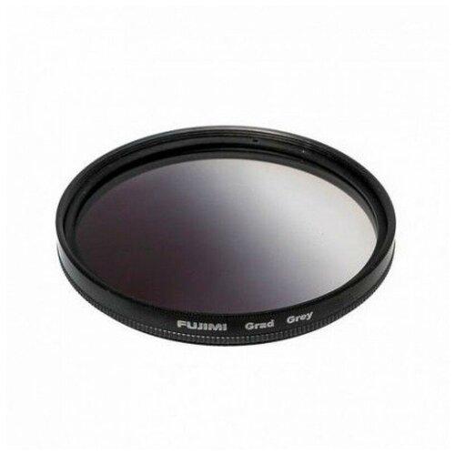 Фото - Фильтр градиентный Fujimi 67mm (серый) ультрафиолетовый фильтр fujimi uv 67mm