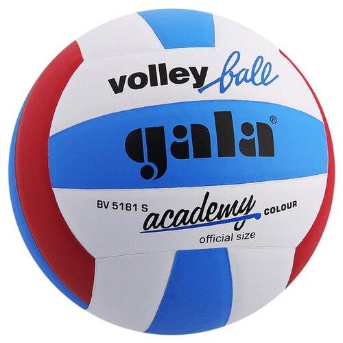 Мяч волейбольный Gala Academy, BV5181S, размер 5, PU, клееный