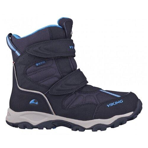 Ботинки Beito GTX 3-90920-5 Viking, Размер 32, Цвет 5-темно-синий