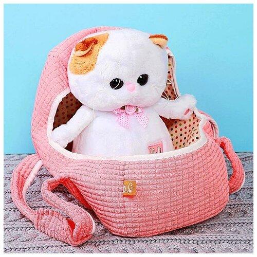Мягкая игрушка «Кошечка Ли-Ли BABY», в люльке, 20 см