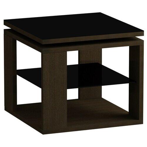 детские столы и стулья leset стол журнальный ls 747 корпус венге Стол журнальный LS 747 02.01 (корпус-венге,стекло-черный)