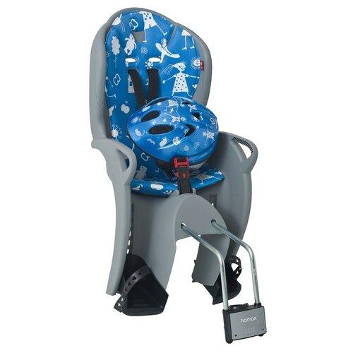 Детское кресло Hamax KISS Safety Package (+шлем)