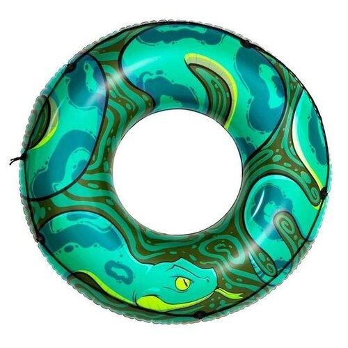 Фото - Надувной круг River Snake, 119 см, от 12 лет, BestWay круг надувной bestway 36057 76 см