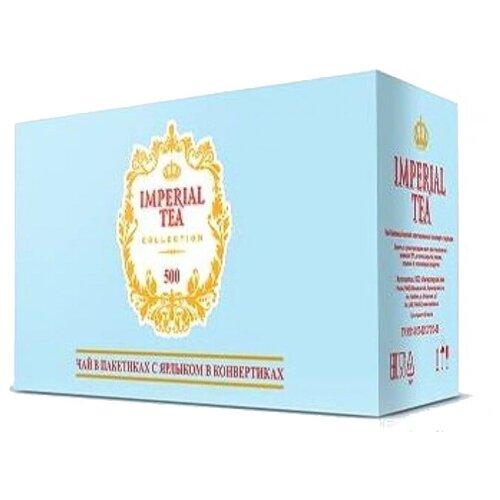 Фото - Чай зеленый улун Императорский чай Collection China Milk oolong в пакетиках, 500 шт. чай зеленый просто азбука молочный улун в пакетиках 40 г