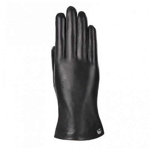 Перчатки женские Fabretti F14-1 р-р 7,5 зонт складной fabretti fabretti fa003dwfzhc9