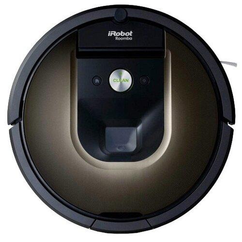 Робот-пылесос iRobot Roomba 980, коричневый