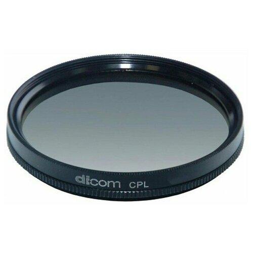 Фото - Светофильтр Dicom C-PL 58mm бинокль dicom e1570 eagle 15x70mm