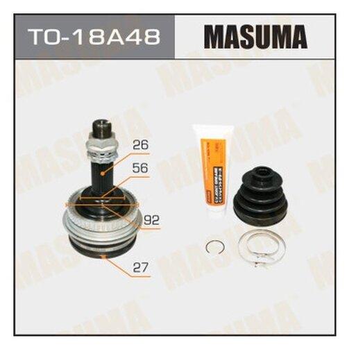 ШРУС Masuma TO18A48