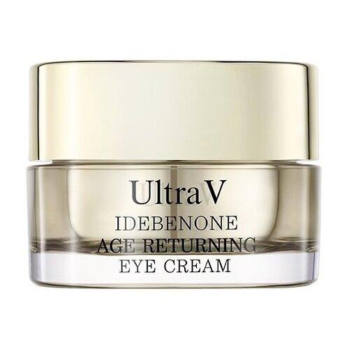 Крем для кожи вокруг глаз   Ultra V Idebenone Age Returning Eye Cream 30ml
