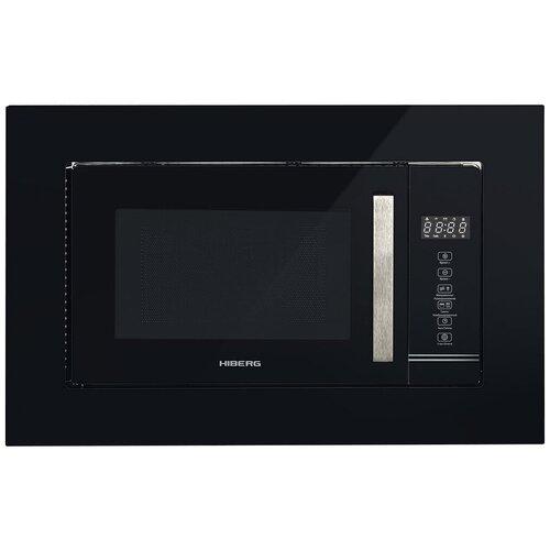 Микроволновая печь встраиваемая HIBERG VМ 6502 B