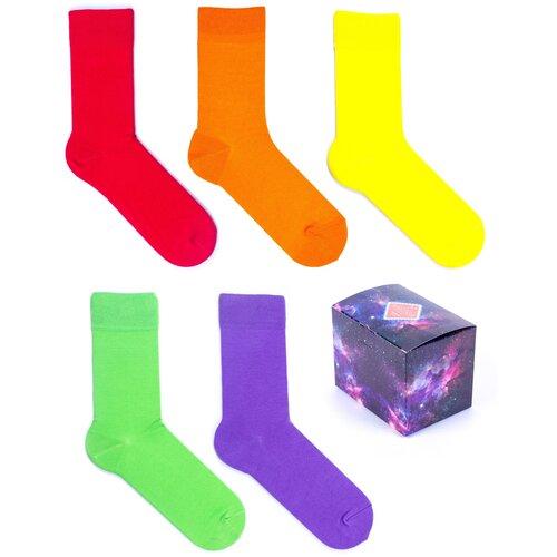 Набор носков в подарочной коробке, 5 пар, VMB-6