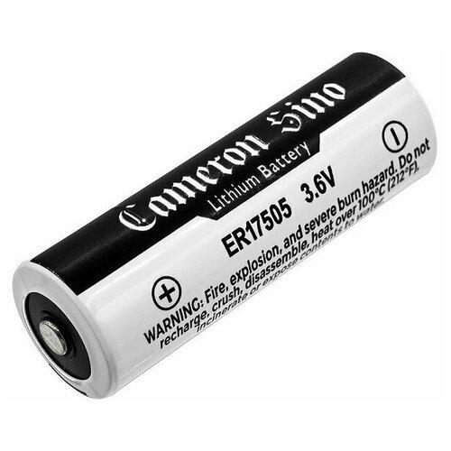 Фото - Батарейка ER17505, LS17500 (Li-MnO2, 3600mAh) батарейка для allen bradley 1756 bata 1756 batm li mno2