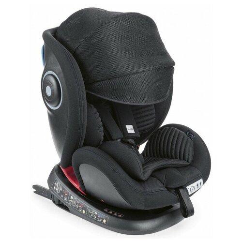 Автокресло группа 0/1/2/3 (до 36 кг) Chicco Seat 4Fix Air, black air автокресло переноска группа 0 до 13 кг chicco kaily black