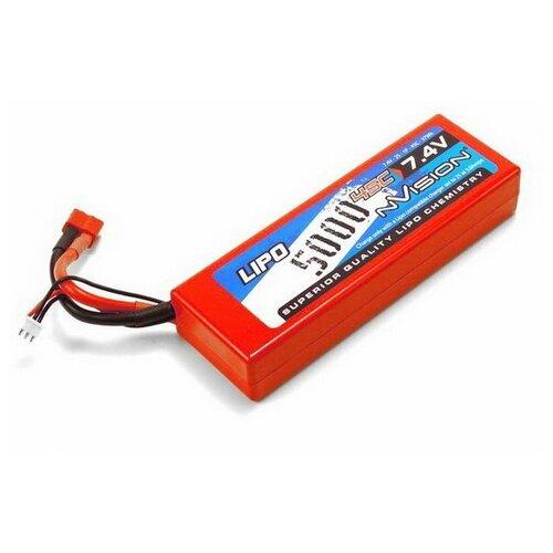 Купить Аккумулятор NVision NVO1111 красный, Комплектующие и аксессуары для машинок и радиоуправляемых моделей