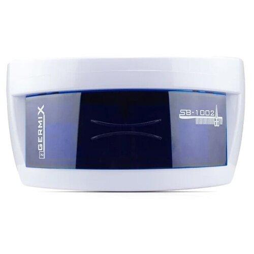 Фото - Ультрафиолетовый стерилизатор GERMIX SB-1002 белый/синий стерилизатор timson то 01 278 ультрафиолетовый для бритвенных станков