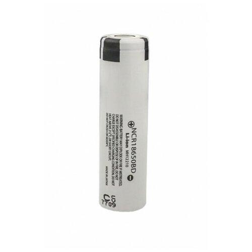Фото - Аккумулятор Li-Ion 3200 мА·ч Panasonic NCR18650BD, 1 шт. аккумулятор li ion 2600 ма·ч ansmann 18650 с защитой 1 шт