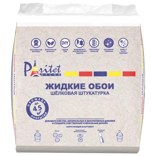 Декоративная штукатурка Paritet Базовое покрытие №21 (белый)