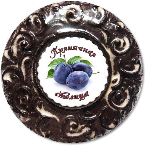 Пряники Пряничная столица Пряники Пряничная столица, с начинкой со вкусом сливы, 420 г