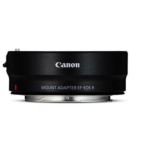 Фото - Переходное кольцо Canon EF-EOS R кольцо крепежное bresser для камер canon eos m42 26780 черный