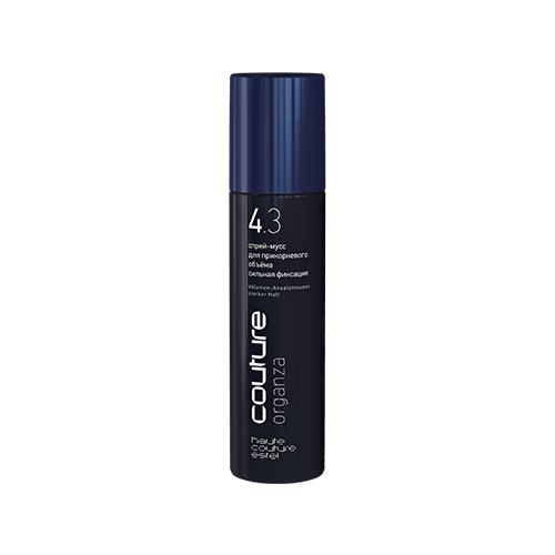 Купить Estel Professional Спрей-мусс для прикорневого объема волос ORGANZA ESTEL HAUTE COUTURE Сильная фиксация (250 мл)
