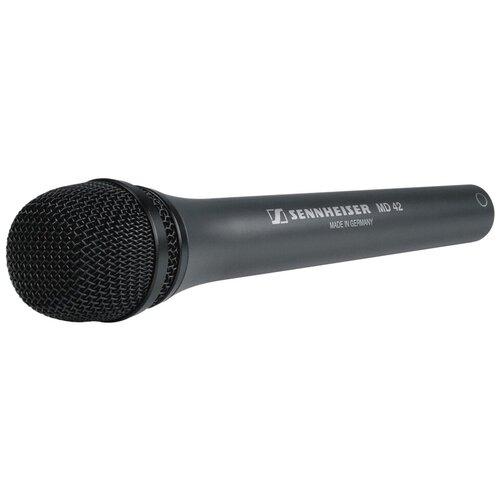 Микрофон Sennheiser MD 42 черный