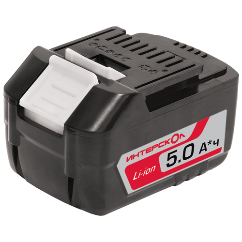Фото - Аккумулятор Интерскол 2400.022 Li-Ion 18 В 5 А·ч зарядное устройство интерскол li ion зу 1 5 18 18 в 1 5 а