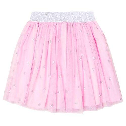 Юбка crockid размер 98, розовый футболка crockid размер 98 мятная конфета