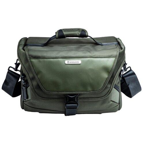 Фото - Сумка Vanguard VEO SELECT 36S, зеленая рюкзак vanguard veo select 37brm gr зеленый