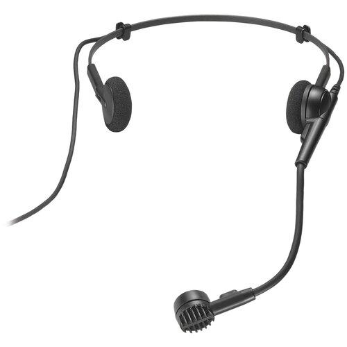 Микрофон Audio-Technica PRO 8HEcH, черный