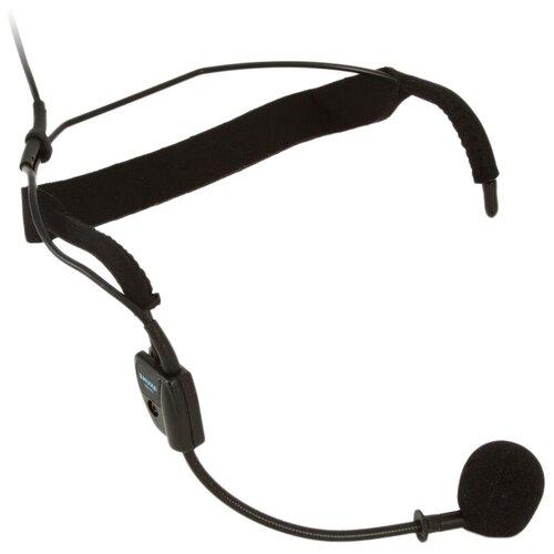 Микрофон Shure WH20TQG, черный