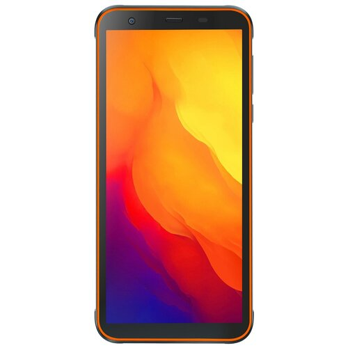 Смартфон Blackview BV6300 Pro черный/оранжевый