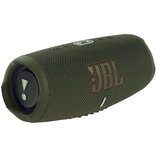 Портативная акустика JBL Charge 5, зеленый