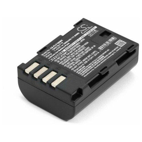 Фото - Аккумулятор для Panasonic DMW-BLF19, DMW-BLF19E (1600mAh) аккумулятор panasonic dmw blc12e для fz1000 fz300 g5 g6 gh2 fz200 gx8