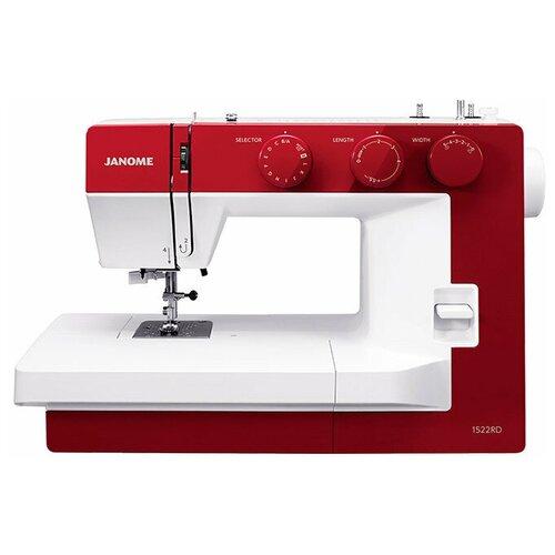 Электромеханическая швейная машина Janome 1522RD