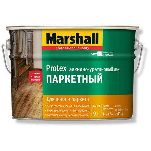 Фото - Лак Marshall Protex Parke Cila 40 алкидно-уретановый бесцветный 9 л лак marshall protex parke cila 40 алкидно уретановый бесцветный 2 5 л