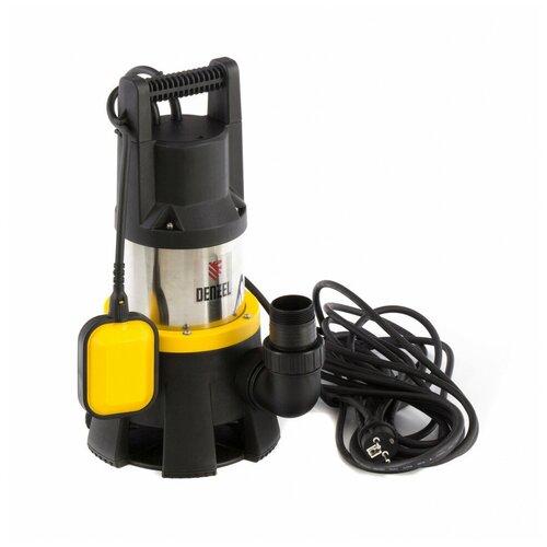 Дренажный насос Denzel DP1400X (1400 Вт) дренажный насос denzel dp450s 450 вт