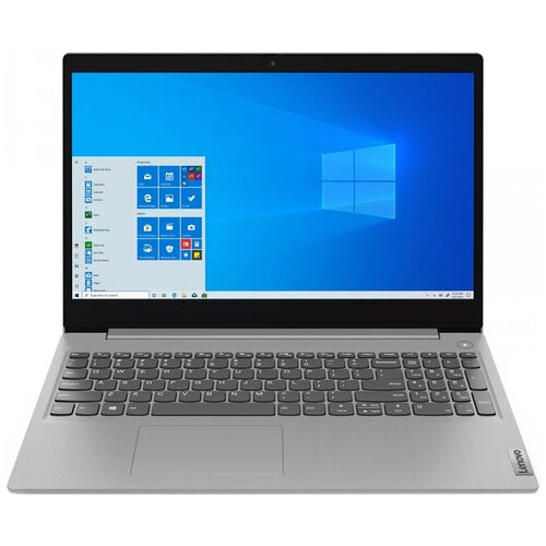 "Ноутбук Lenovo IdeaPad 3 15IGL05 (Intel Pentium N5030 1100MHz/15.6""/1920x1080/8GB/256GB SSD/Intel UHD Graphics 605/Без ОС) 81WQ001MRK Platinum Grey"