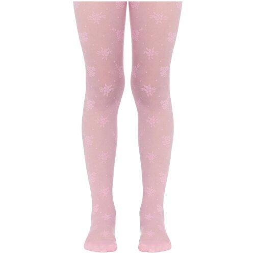 Фото - Колготки Conte Elegant LUCIA, размер 116-122, pink колготки conte elegant lucia размер 116 122 bianco