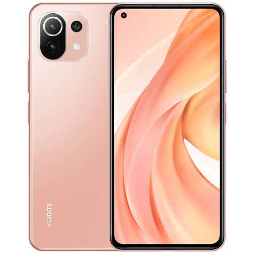 Смартфон Xiaomi Mi 11 Lite 8/128GB (NFC) персиковый