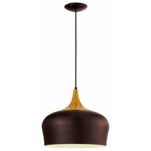 Подвесной светильник Eglo Obregon 95385 светильник eglo obregon 95384 e27 60 вт